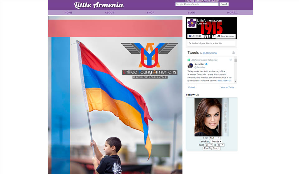 Little Armenia Opinión 2021