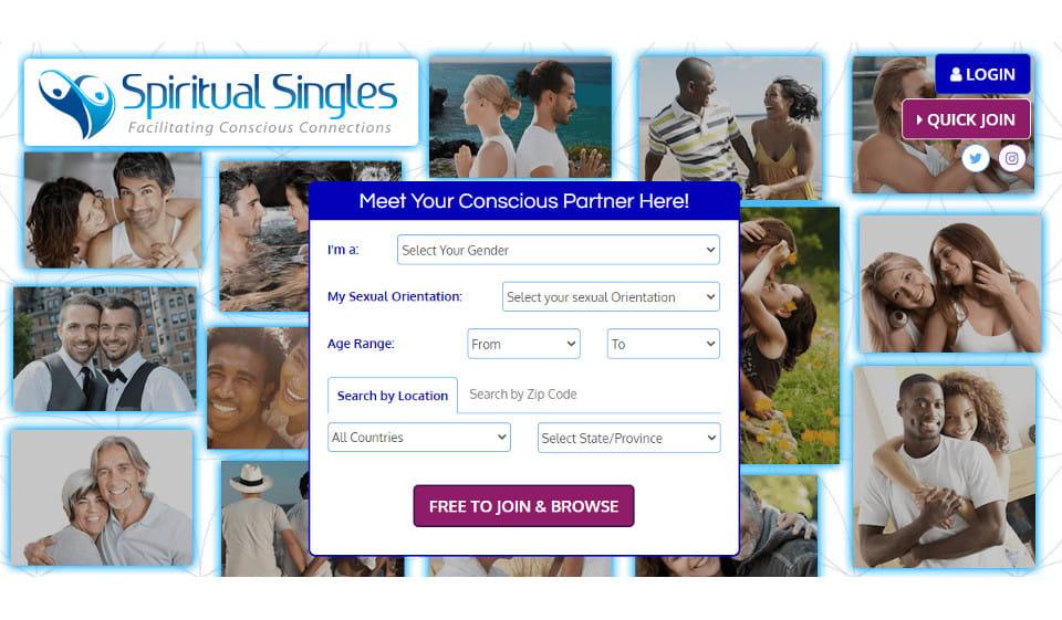 Spiritual Singles Opinión 2021