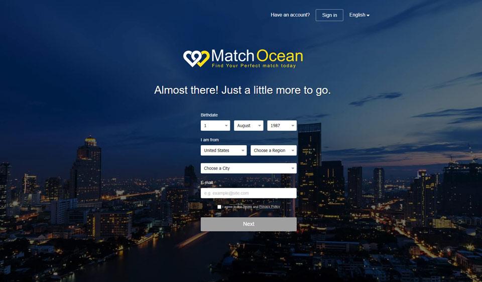 MatchOcean Recensione 2021