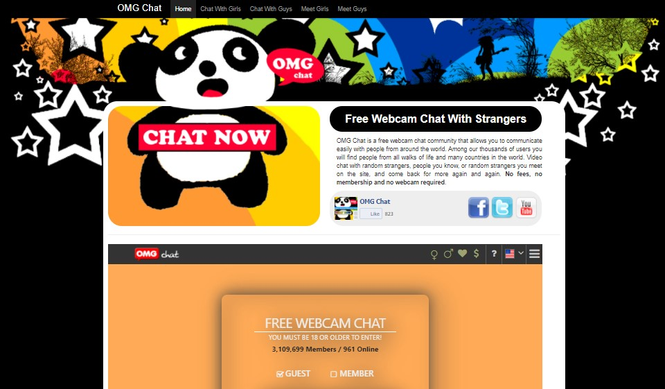 OMGChat Review 2021
